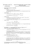 Đề thi tuyển sinh đại học, cao đẳng năm 2008 môn Toán, khối B (Đề chính thức) - Bộ GD&ĐT