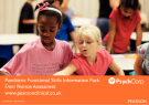 Paediatric functional skills information pack from pearson assessment