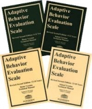 Aadaptive behavior evaluation scale revised second edition: 4 - 12 years (ABES-R2: 4 - 12 years)