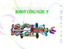 Bài giảng Robot công nghiệp (7 chương)