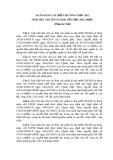 Ngân hàng câu hỏi thi công chức 2013 lĩnh vực chuyên ngành: Tổ chức nhà nước (Phần thi viết)