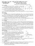 Đề tuyển sinh lớp 10 trường THPT chuyên Lê Quý Đôn Tp. Đà Nẵng năm 2013 môn Vật lí (ngày thi 25.06.2013)