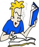 Các dạng bài tập Hoá học THCS