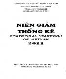 Ebook Niên giám thống kê 2011: Phần 1 - NXB Thống kê