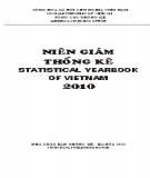 Ebook Niên giám thống kê 2010: Phần 1 - NXB Thống kê