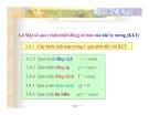 Bài giảng Kỹ thuật nhiệt - Chương 2.2: Một số quá trình nhiệt động cơ bản của khí lý tưởng - TS. Hà Anh Tùng (ĐH Bách khoa TP.HCM)
