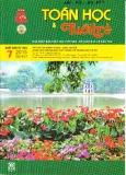 Tạp chí Toán học và Tuổi trẻ Số 457 (Tháng 7/2015)