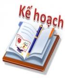 Kế hoạch dạy học buổi thứ 2 - Học kì 2: 2014-2015 (Lớp 2/3)
