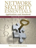 Ebook Network Security Essentials: Applications and Standards (4th Edition) - William Stallings
