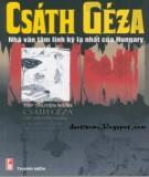 Ebook Tập truyện ngắn Csáth Géza: Phần 1 - Csáth Géza