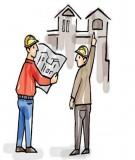 Giáo trình Luật Xây dựng: Phần 1