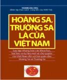 Quần Hoàng Sa, Trường Sa là của Việt Nam: Phần 1