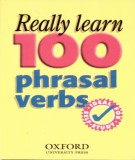 Really 100 phrasal verbs: Part 1