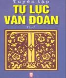 Tổng hợp truyện ngắn chọn lọc của nhà văn Thạch Lam