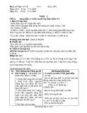 Giáo án Ngữ văn 6 - Tiết 4: Giao tiếp, văn bản và phương thức biểu đạt