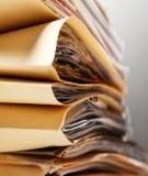 Chuyên đề 6: Quản lý Chi phí - Kế toán - Tài chính