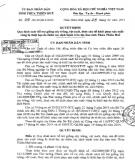 Quyết định số 09/2014/UBND