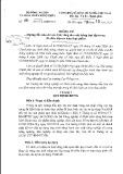 Thông tư số 49/2013/TT-BNNPTNT