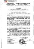 Quyết định số 08/2014/QĐ-UBND - Thành phố Hồ Chí Minh