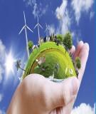 Bài giảng Địa chính - Chuyên đề 10: Kỹ năng, nghiệp vụ trong công tác quản lý và bảo vệ môi trường ở phường, thị trấn