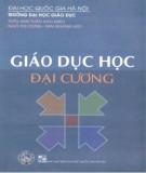 Ebook Giáo dục học đại cương: Phần 1 – Trần Anh Tuấn (chủ biên)