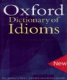 Ebook Oxford dictionary of idioms: Part 1