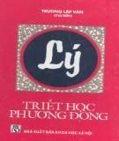 Ebook Lý - Triết học phương Đông: Phần 2 - Trương Lập Văn (chủ biên)