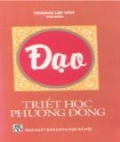 Triết học phương Đông - Đạo: Phần 1