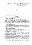 Luật số: 65/2014/QH13
