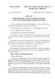 Nghị quyết số: 857/NQ-UBTVQH13 - Về việc tổ chức lấy ý kiến Nhân dân đối với dự thảo Bộ luật dân sự (sửa đổi)