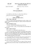 Luật số: 66/2014/QH13