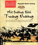 Ebook Nữ tướng thời Trưng Vương: Phần 1 - Nguyễn Khắc Xương