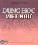Ngôn ngữ học - Dụng học Việt ngữ: Phần 1