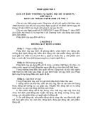Pháp lệnh thú y của Ủy Ban thường vụ Quốc hội số 18/2004/PLUBTVQH11