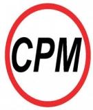 Báo giá quảng cáo CPM-CPC
