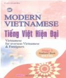 Ebook Modern Vietnamese - Tiếng Việt hiện đại (Tập 3): Phần 1