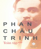Ebook Phan Châu Trinh toàn tập (Tập 3): Phần 1 - NXB Đà Nẵng
