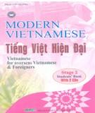 Ebook Modern Vietnamese - Tiếng Việt hiện đại (Tập 2): Phần 2