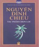 Ebook Nguyễn Đình Chiểu - Tác phẩm chọn lọc: Phần 1 - Phạm Văn Ánh