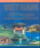 Các địa danh du lịch - Việt Nam 63 tỉnh thành: Phần 1