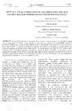 Phần III: Nghiên cứu vai trò của các gien liên quan đến khả năng chống chịu lạnh ở ngô: Quá trình biểu hiện và trình tự vùng promoter của các gien này