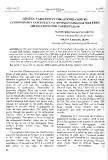Đa dạng di truyền sa mộc dầu (cunninghamia lanceolata vat. konishii) bằng chỉ thị ISSR: Áp dụng cho công việc bảo tồn