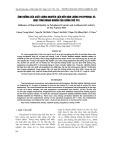 Ảnh hưởng của chất lượng nguyên liệu đến hàm lượng polyphenol và hoạt tính kháng khuẩn của giống chè PH1