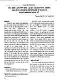 Xác định loài sán dây Taenia Saginata và Taenia Asiatica gây bệnh trên người ở Việt Nam bằng sinh học phân tử