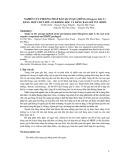 Nghiên cứu phương pháp bảo quản quả hồng (Diospyros kaki T.) bằng hợp chất hữu cơ không độc và bao gói túi HDPE