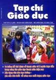 Tạp chí Giáo dục số 258 (Kì 2 – 3/2011)