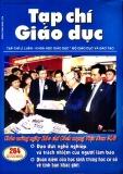 Tạp chí Giáo dục số 264 (Kì 2 – 6/2011)