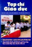 Tạp chí Giáo dục số 251 (Kì 1 – 12/2010)