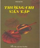 Ebook Thượng Chi văn tập: Phần 1 - Phạm Quỳnh
