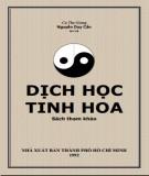 Ebook Dịch học tinh hoa (sách tham khảo): Phần 2 - Cụ Thu Giang, Nguyễn Duy Cần